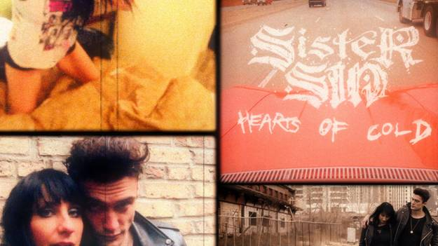 Sister Sin premiere new video 'Hearts of Cold' plus exclusive behind the scenes photos!