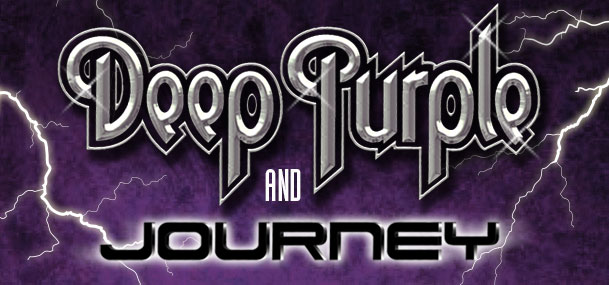 WIN Deep Purple and Journey tickets! (CLOSED)