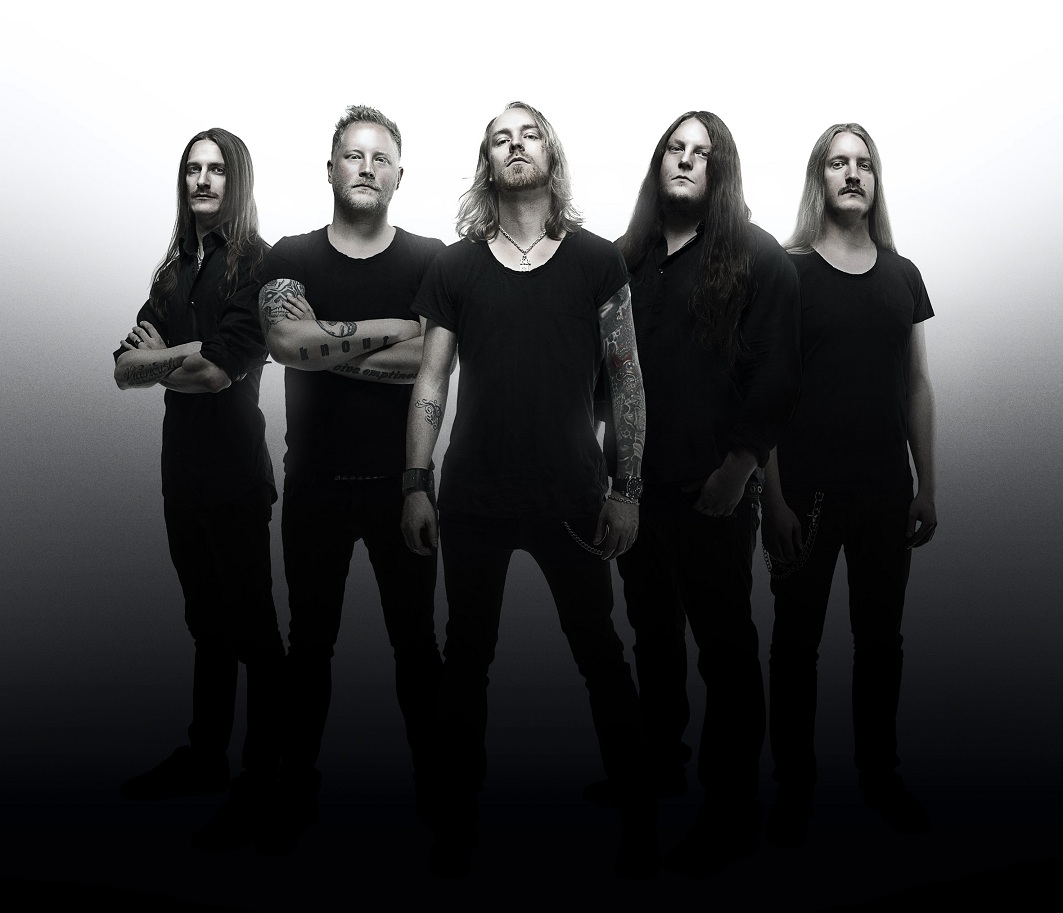 Katatonia to support Opeth this March!