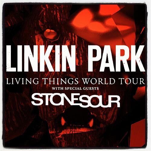Linkin Park and Stone Sour – Sydney Entertainment Centre – February 26, 2013