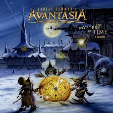 Avantasia 'The Mystery Of Time' artwork revealed