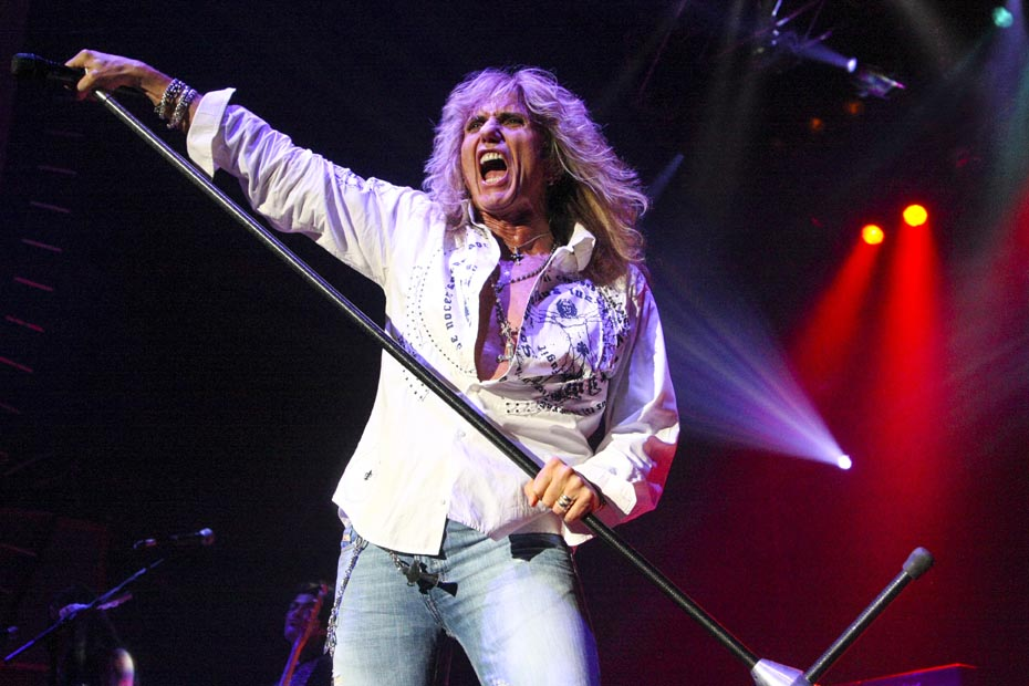 Whitesnake to release new live CD/DVD 'Made In Japan'