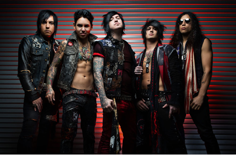 Escape The Fate to release new album 'Ungrateful' on May 14th worldwide on Eleven Seven Music