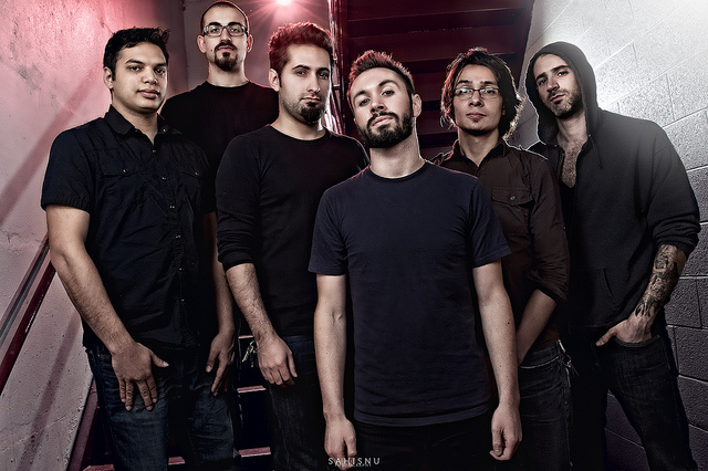 PERIPHERY to release 'CLEAR' on January 24, 2014