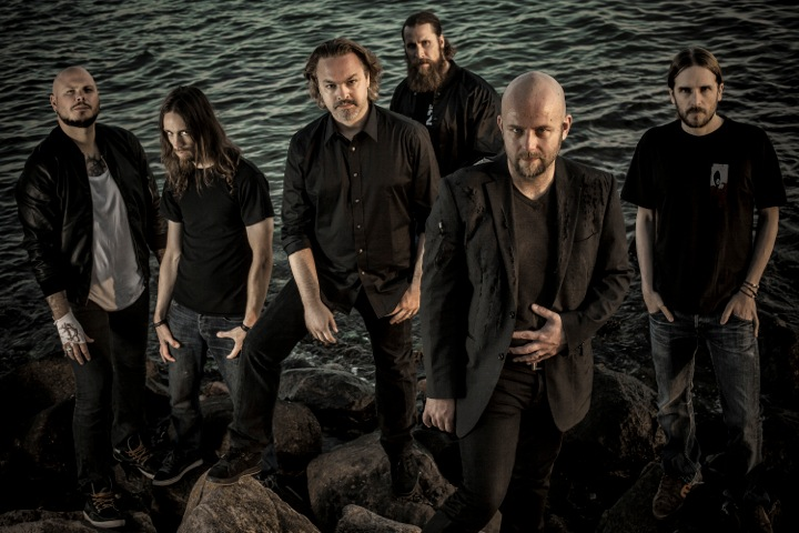 Bjorn 'Speed' Strid of Soilwork