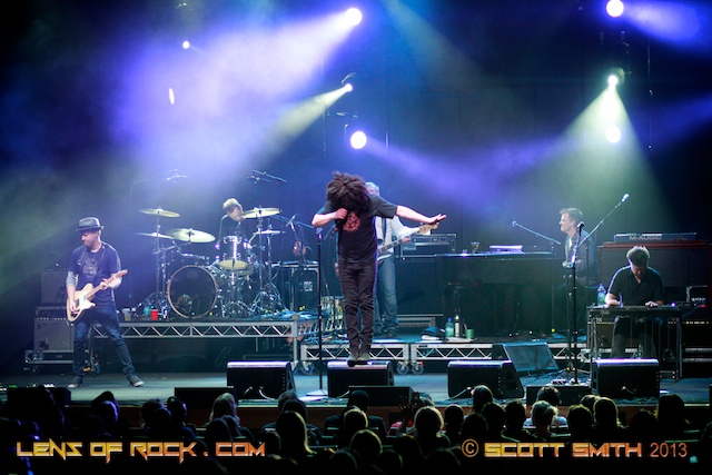 Counting Crows – Hamer Hall, Melbourne, Australia – March 30, 2013