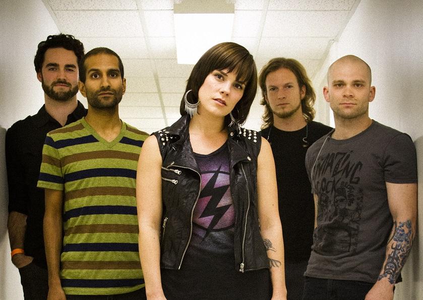 Flyleaf Australian Tour – August 2013