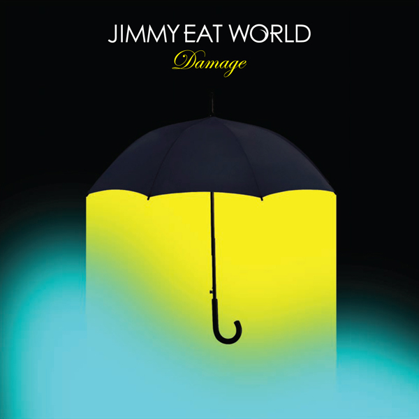 JIMMY EAT WORLD'S 7th studio album 'DAMAGE' to be released June 7th