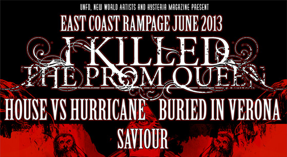 East Coast Rampage Tour