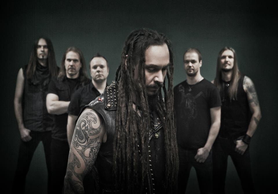 Amorphis Tour Australia for the first time – Oct 2013