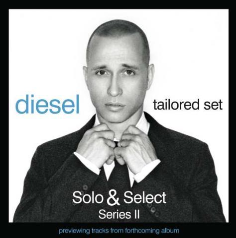 Diesel / Tim Chaisson – The Vanguard, Newtown, Sydney – May 18, 2013