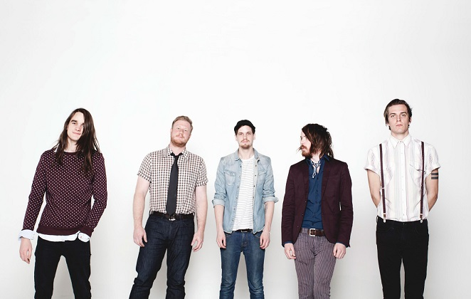 The Maine Announce Back Catalogue Releases and Australian In-Store Signing Appearances