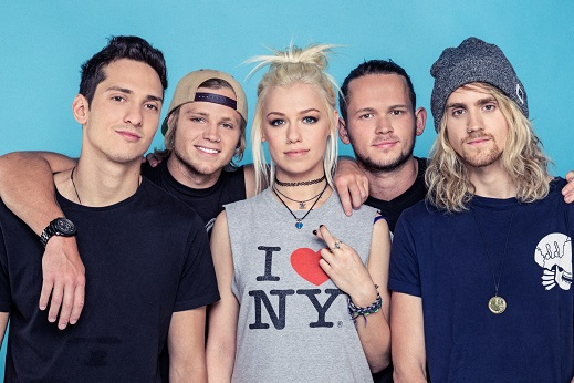 Tonight Alive to release new album 'The Other Side' on September 6th