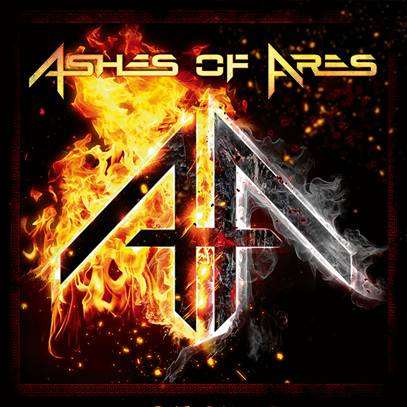 ASHES OF ARES – reveal album title, cover art, tracklist & release date!