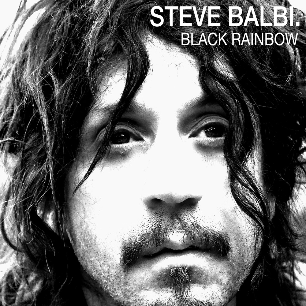 "Steve Balbi releases debut solo album ""Black Rainbow"" out Friday 13th September and is heading out on tour"