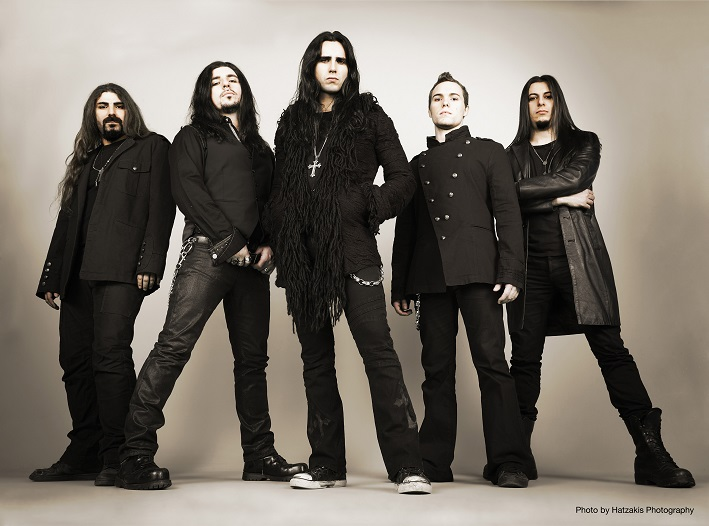 Gus G's Firewind Announce Australian Tour for Oct/Nov 2013