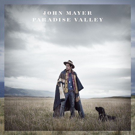 JOHN MAYER'S new album 'Paradise Valley' released August 23rd