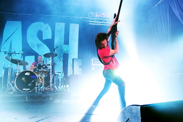 ASH – The Metro Theatre, Sydney – August 20, 2013