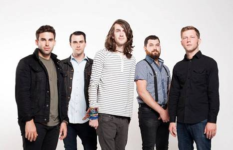 Mayday Parade announce new album 'Monsters In The Closet' set for release on October 11