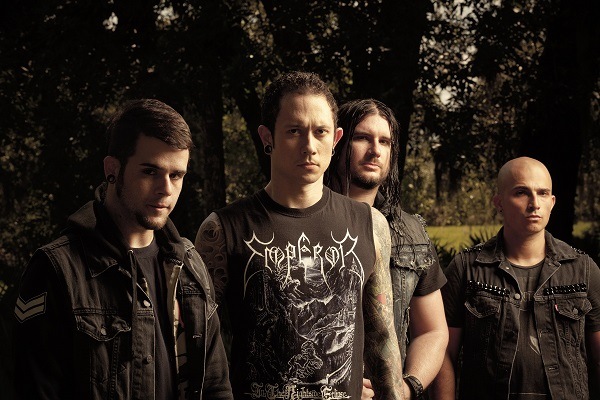 TRIVIUM return with new album 'Vengeance Falls' on October 11 – Produced by David Draiman of Disturbed/Device