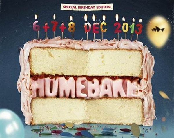 Welcome to Homebake's 18th Birthday Celebration!