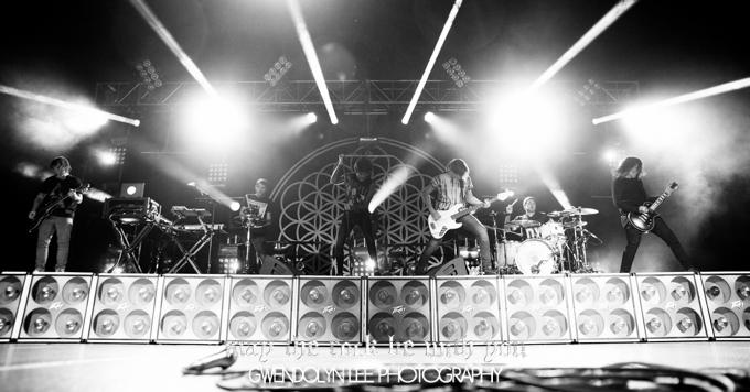 Bring Me The Horizon – Hordern Pavilion, Sydney – October 6, 2013