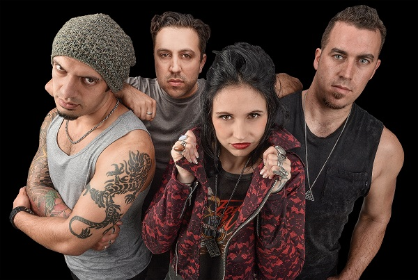 Bellusira Inks Deal With U.S Management Team and Evanescence Drummer and announce November Aus tour dates