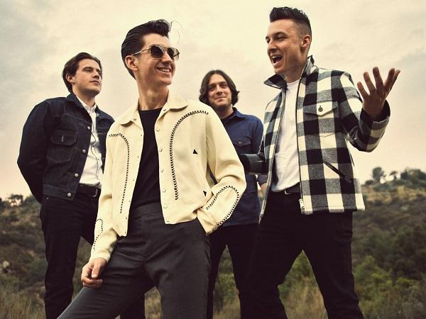 ARCTIC MONKEYS announce biggest tour of Australia & New Zealand to date