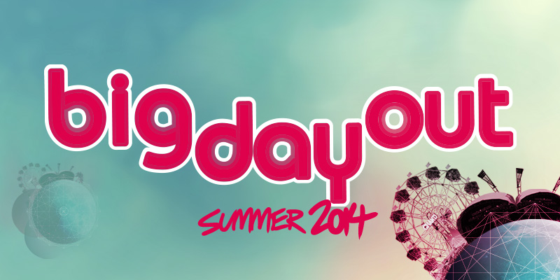 BIG DAY OUT Announce New Artists On 2014 Lineup!