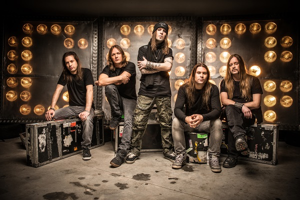 CHILDREN OF BODOM Australian Tour Announced!