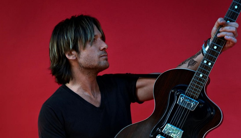Keith Urban's Light The Fuse Tour to hit Australia