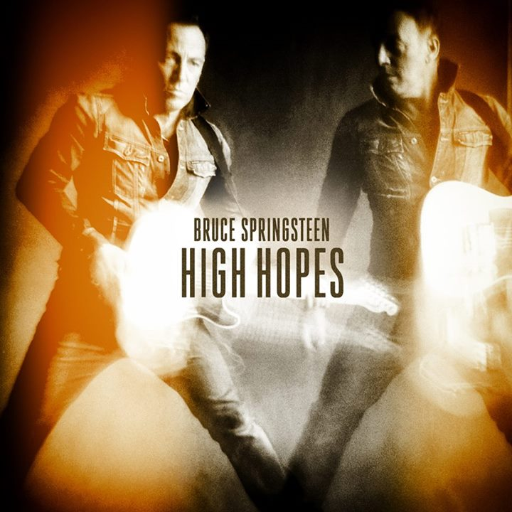 Bruce Springsteen to Release New Studio Album 'High Hopes' on January 17