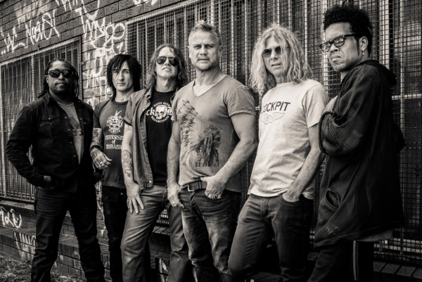 The Dead Daisies release 'Washington' in Australia