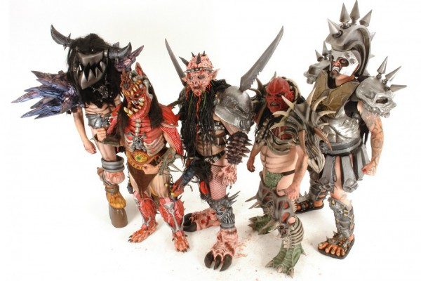 GWAR + AMON AMARTH + SATYRICON + THE BLACK DAHLIA MURDER SIDEWAVE SHOWS