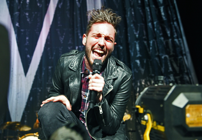 You Me At Six - Photo by Annette Geneva