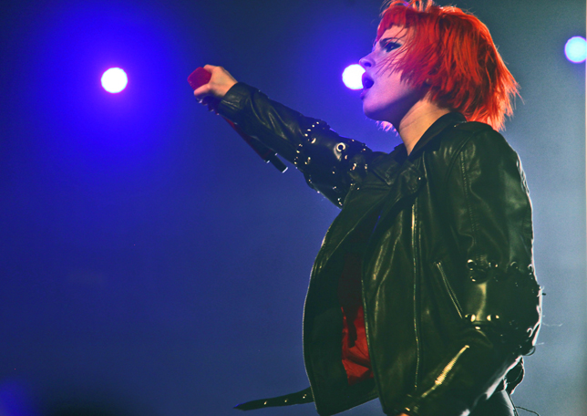 Paramore - photo by Annette Geneva