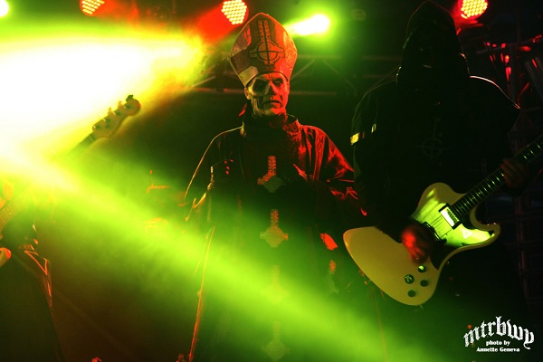 Ghost – The Big Day Out – Olympic Park, Sydney – January 26, 2014