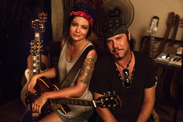 Sarah McLeod & Jeff Martin – The Basement, Sydney – February 6, 2014