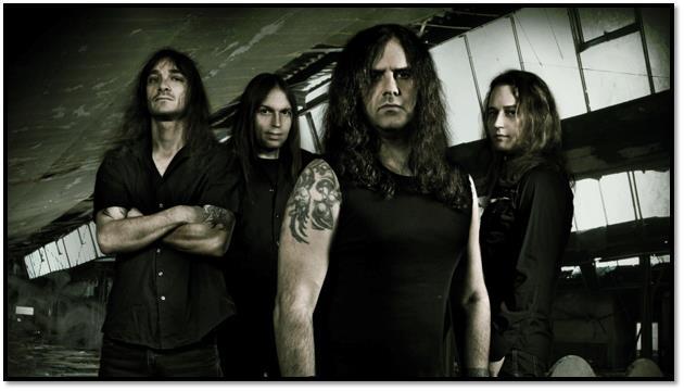 Kreator and Death Angel Australian Tour 2014