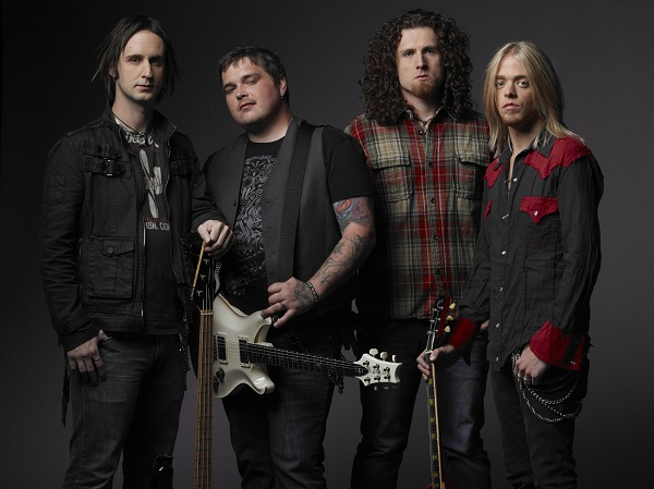 BLACK STONE CHERRY UNVEIL NEW ALBUM