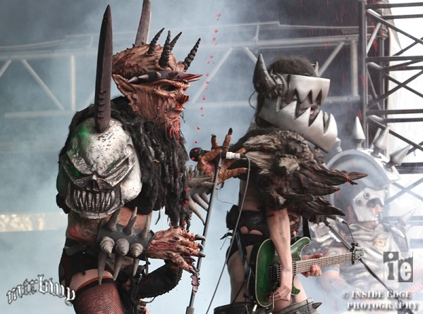 GWAR, The Black Dahlia Murder & Amon Amarth – Soundwave – Olympic Park, Sydney – February 23, 2014