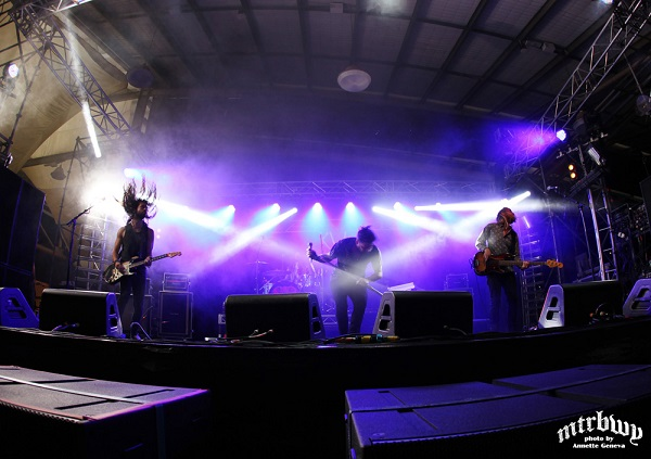 Tiffany Britchford & The Reckless Abandon, The Drones & Kingswood – The Big Day Out – Olympic Park, Sydney – January 26, 2014