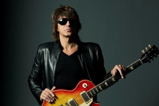 RICHIE SAMBORA ANNOUNCES MELBOURNE CHARITY SHOW