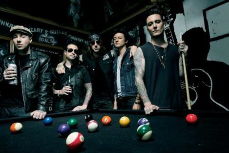 AVENGED SEVENFOLD + FIVE FINGER DEATH PUNCH  + ASKING ALEXANDRIA Announce Sidewave Shows