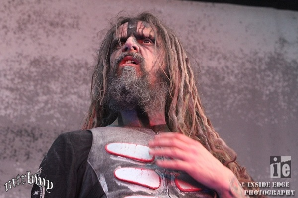 Rob Zombie, Five Finger Death Punch, Gojira, Testament & Volbeat – Soundwave – Olympic Park, Sydney – February 23, 2014
