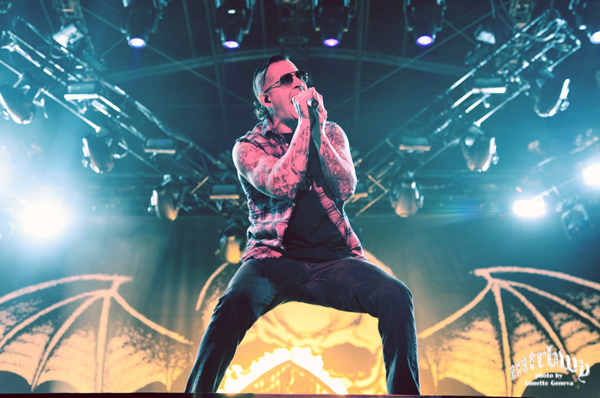 Avenged Sevenfold – Soundwave – Olympic Park, Sydney – February 23, 2014