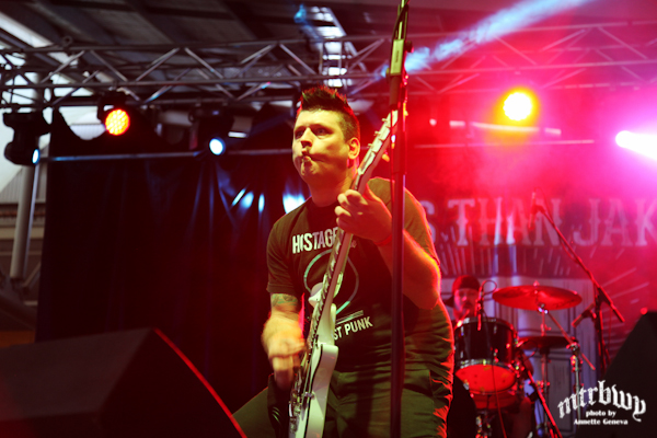 Less Than Jake, Pulled Apart By Horses, Real Friends & Glassjaw – Soundwave – Olympic Park, Sydney – February 23, 2014