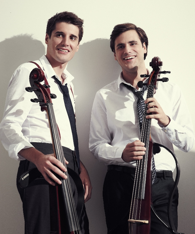 2CELLOS Announce May 2014 Australian Tour
