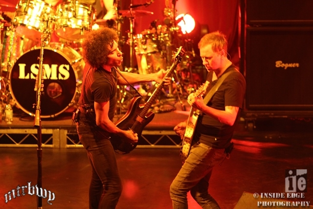 Alice In Chains, Down & Walking Papers – The Palace, Melbourne – February 27, 2014