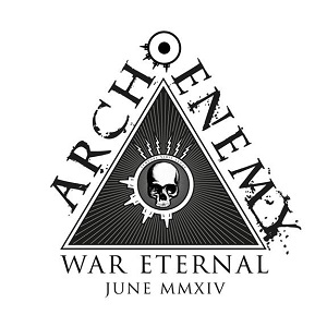 ARCH ENEMY – reveals details for new album, 'War Eternal'